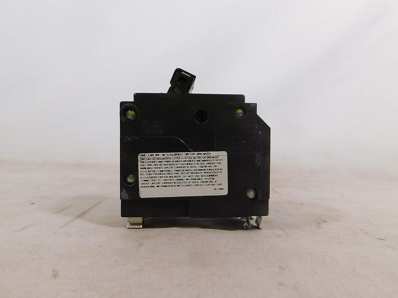 240V 2P 10 kAIC 20A Classified Eaton CHQ220 Breaker