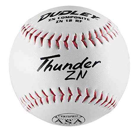 Dudley ASA Thunder ZN 21 trofeo Ball