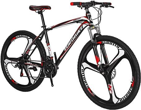 Eurobike Bicicleta de montaña X1 Bicicletas 29