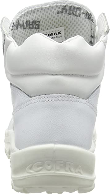 Cofra Scarpe Antinfortunistiche Caligola White S2 SRC