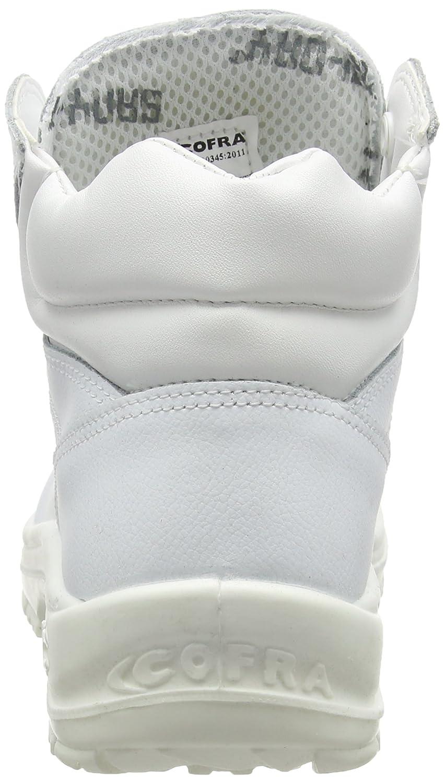 Cofra Scarpe Antinfortunistiche Caligola bianca S2 SRC SRC SRC 6c2347