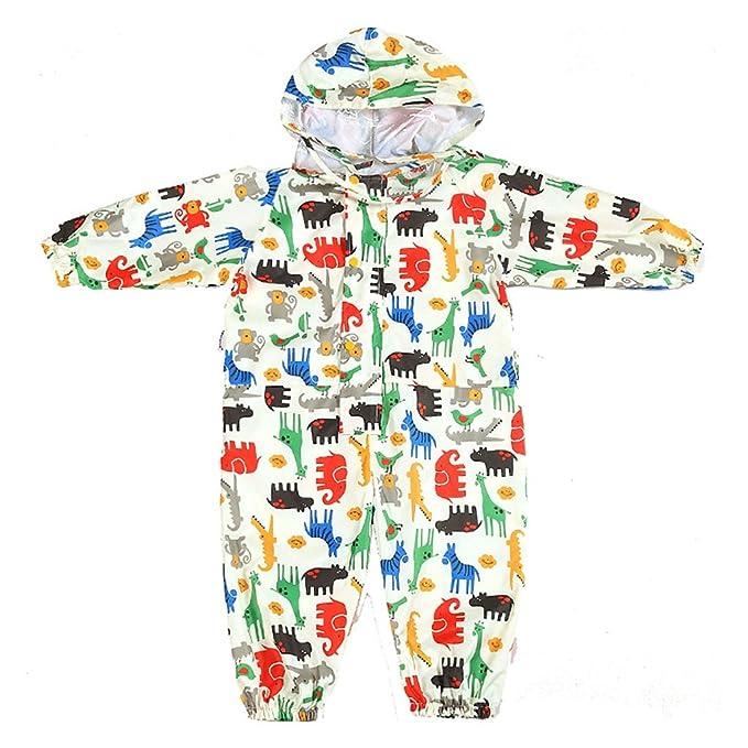 One Piece Rain Suit