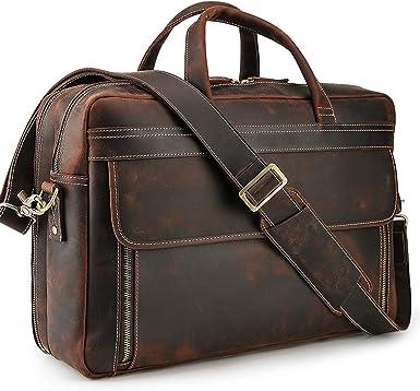 17 inch leather messenger bag shoulder bag laptop bag old school bag mens bag crossbody bag leather briefcase code 20 natural
