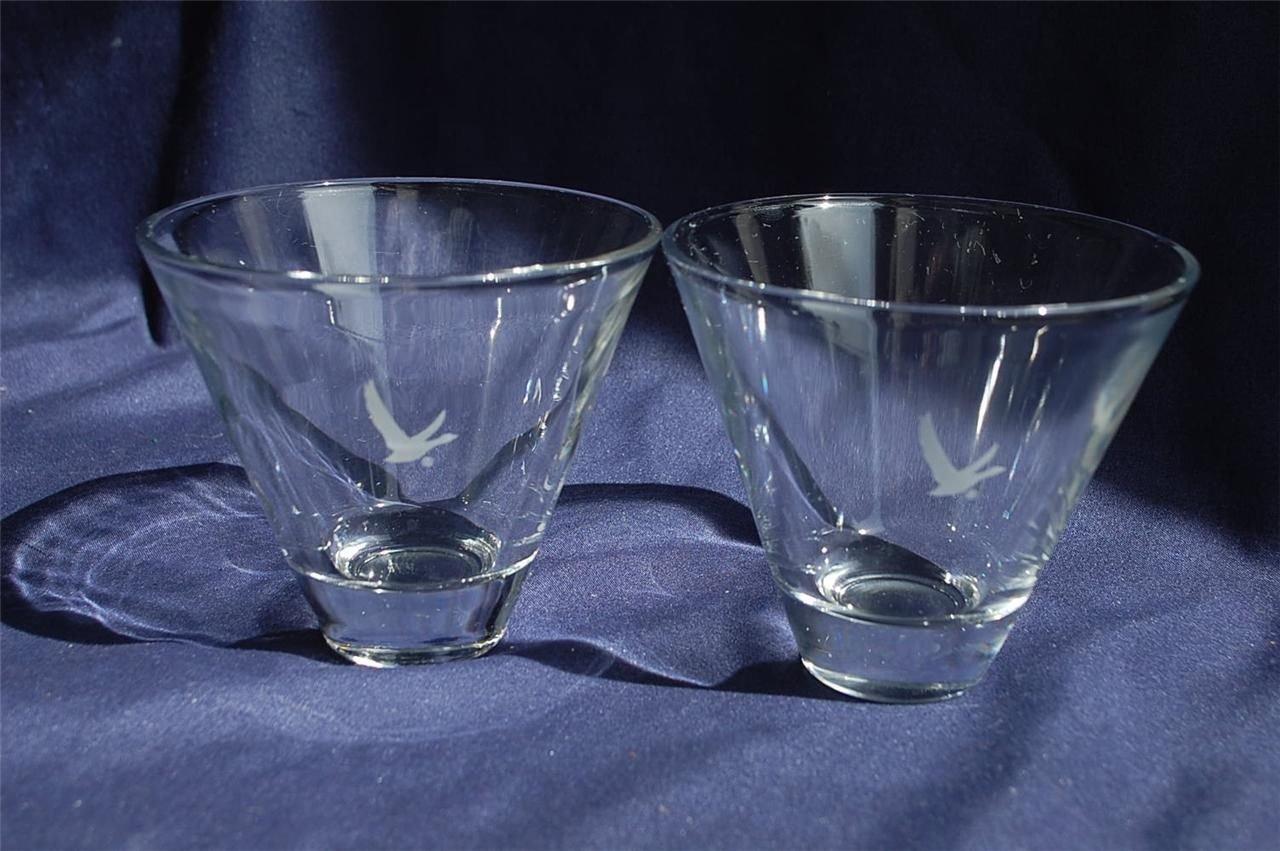 amazoncom grey goose vodka stemless martini glass set of 2 snifter glasses martini glasses - Stemless Martini Glasses