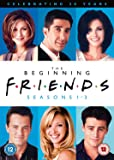 Friends: The Beginning (Seasons 1-3) [20th Anniversary Edition] [DVD] [1994]