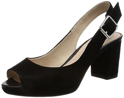 cafa75bfc Clarks Women s Kelda Spring Open Toe Heel Sandals  Amazon.co.uk ...