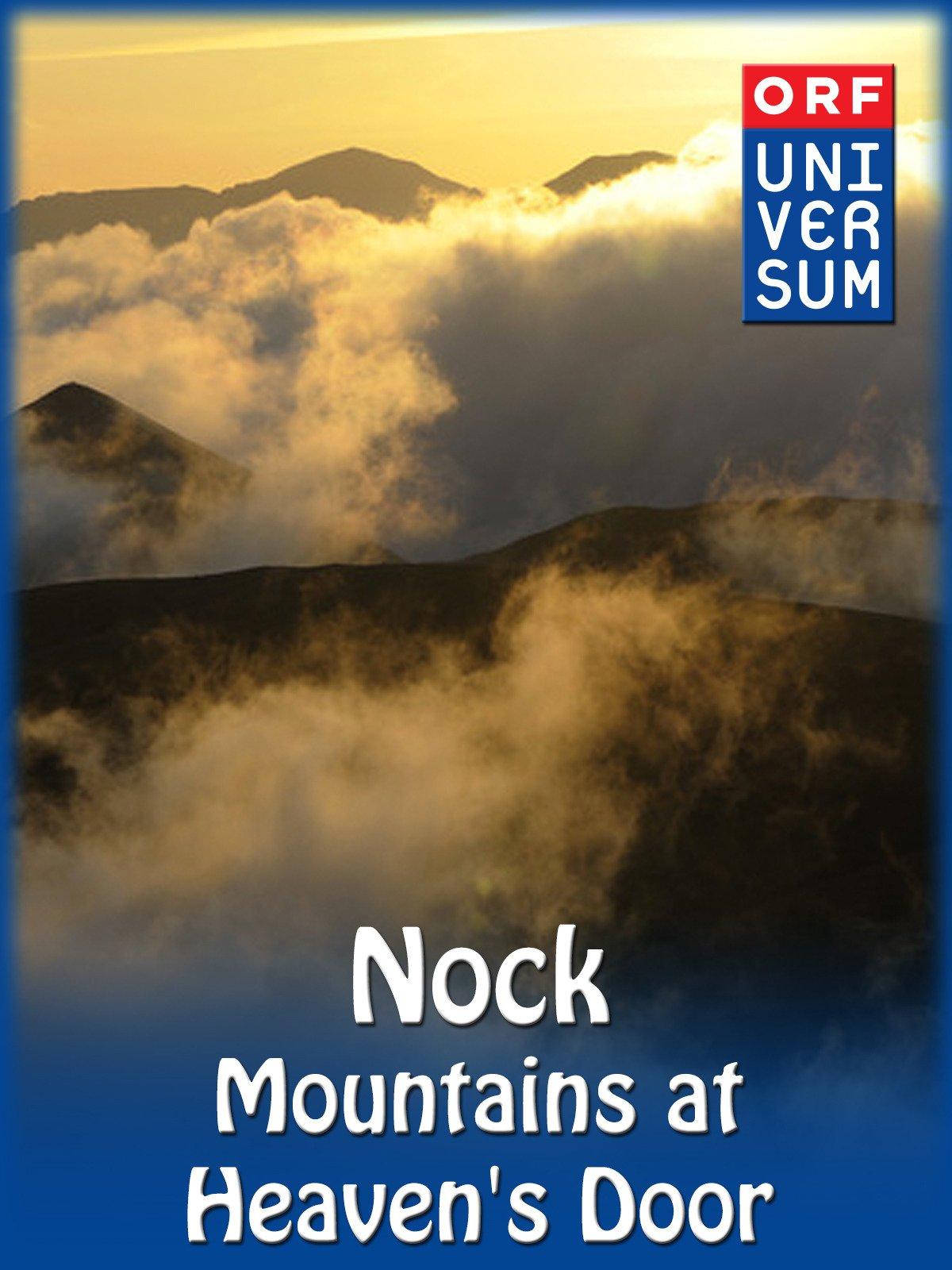 Amazon com: Nock - Mountains at Heaven's Door: Waltraud