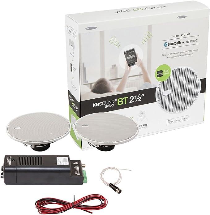 Eissound Kbsound Select Bt Ohne Fernbedienung Elektronik