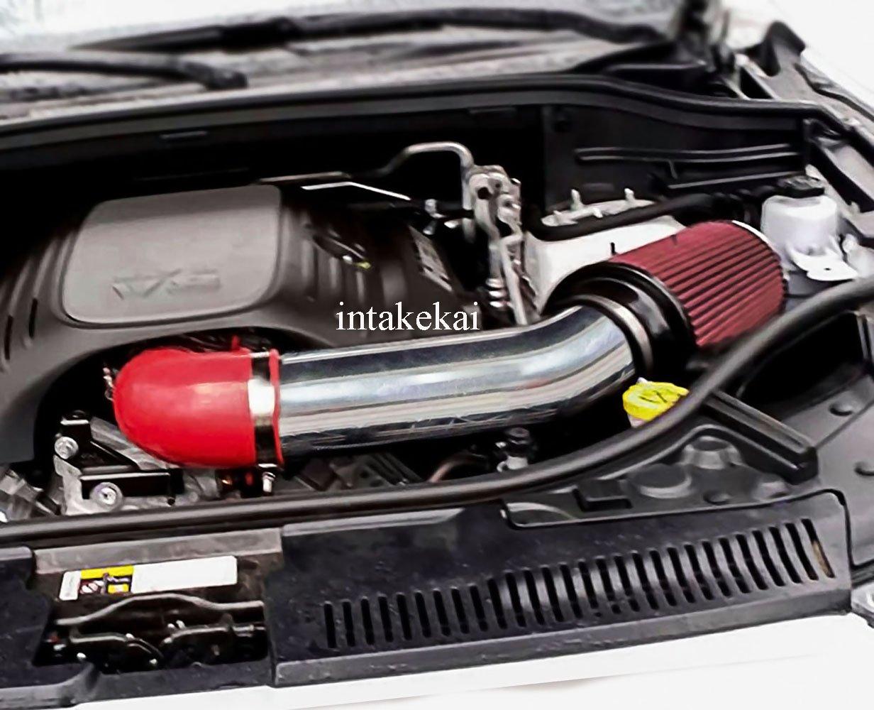 Performance Air Intake for 2011 2012 2013 2014 2015 DODGE DURANGO//JEEP GRAND CHEROKEE 5.7L V8 HEMI ENGINE BLACK