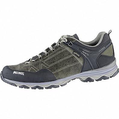 Sonderrabatt von gemütlich frisch neu authentisch Meindl Ontario GTX Herren Velour-Mesh Outdoor Schuhe Loden ...