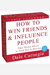 How to Win Friends and Influence People 2020 Day-to-Day Calendar Calendar