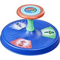 Playskool PJ Masks Sit 'n Spin Musical Classic Spinning Activity Toy for Toddlers Ages 18 Months and Up (Amazon…