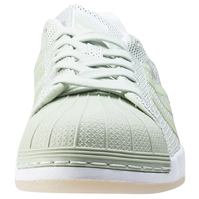 adidas Superstar Bounce Hommes Baskets Light Green - 6 UK