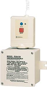 Intermatic RC613R Radio Receiver, Heavy Duty, Color