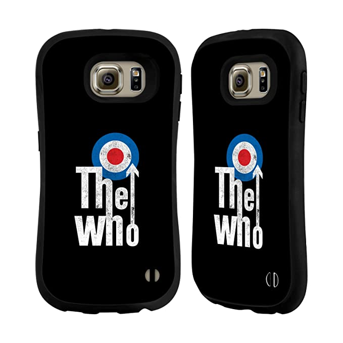 new style 6e27c 8e078 Amazon.com: Official The Who Classic Target Logo Band Art Hybrid ...