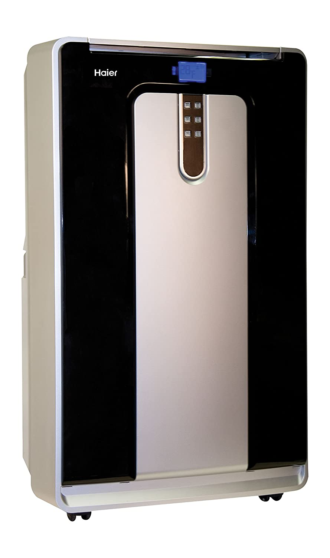 Haier HPN10XHM Heating Portable Air Conditioner, 10000 BTU 9000 BTU