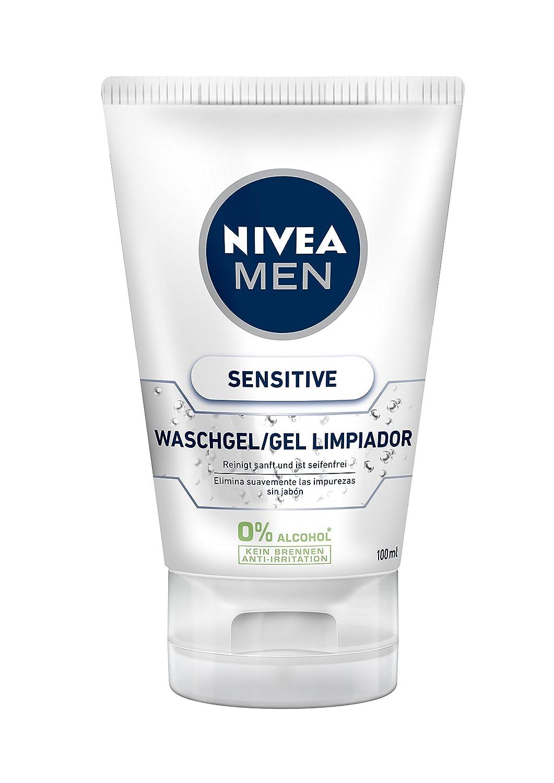 Nivea Men - Bálsamo - Sensitive - 100 ml Beiersdorf 1017-21950