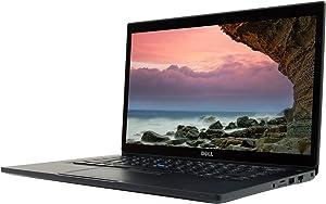 Dell Latitude 7480 14 inches FHD Laptop, Core i7-7600U 2.8GHz, 16GB RAM, 1TB Solid State Drive, Windows 10 Pro 64Bit, (Renewed)