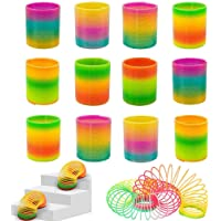 Colorful Rainbow Spring Coil (Pack of 12)