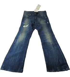 Drykorn Damenjeans F19 Gr. 26 32 Baggystyle Farbe  Denim Baumwollmischung e5f0230691