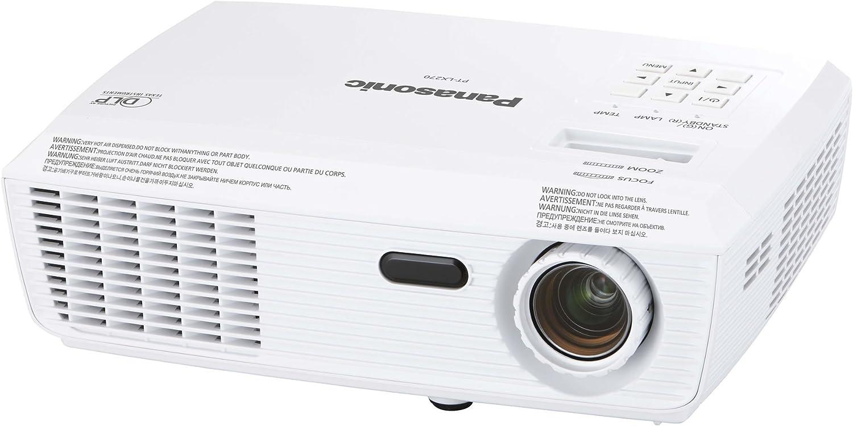 Panasonic PT-LX270 Video - Proyector (2700 lúmenes ANSI, DLP, XGA ...