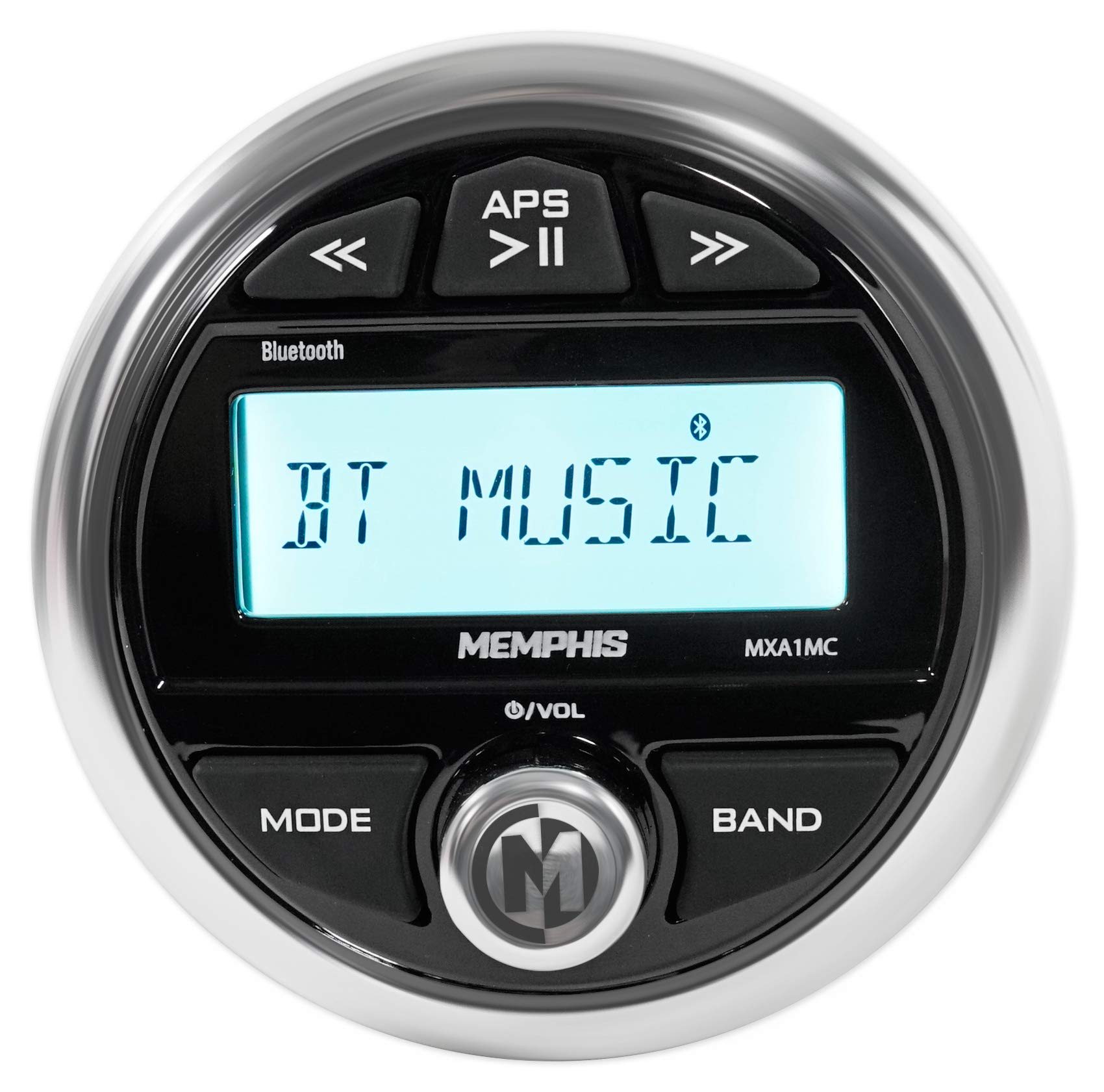 Memphis Audio MXA1MC Bluetooth Audio Receiver