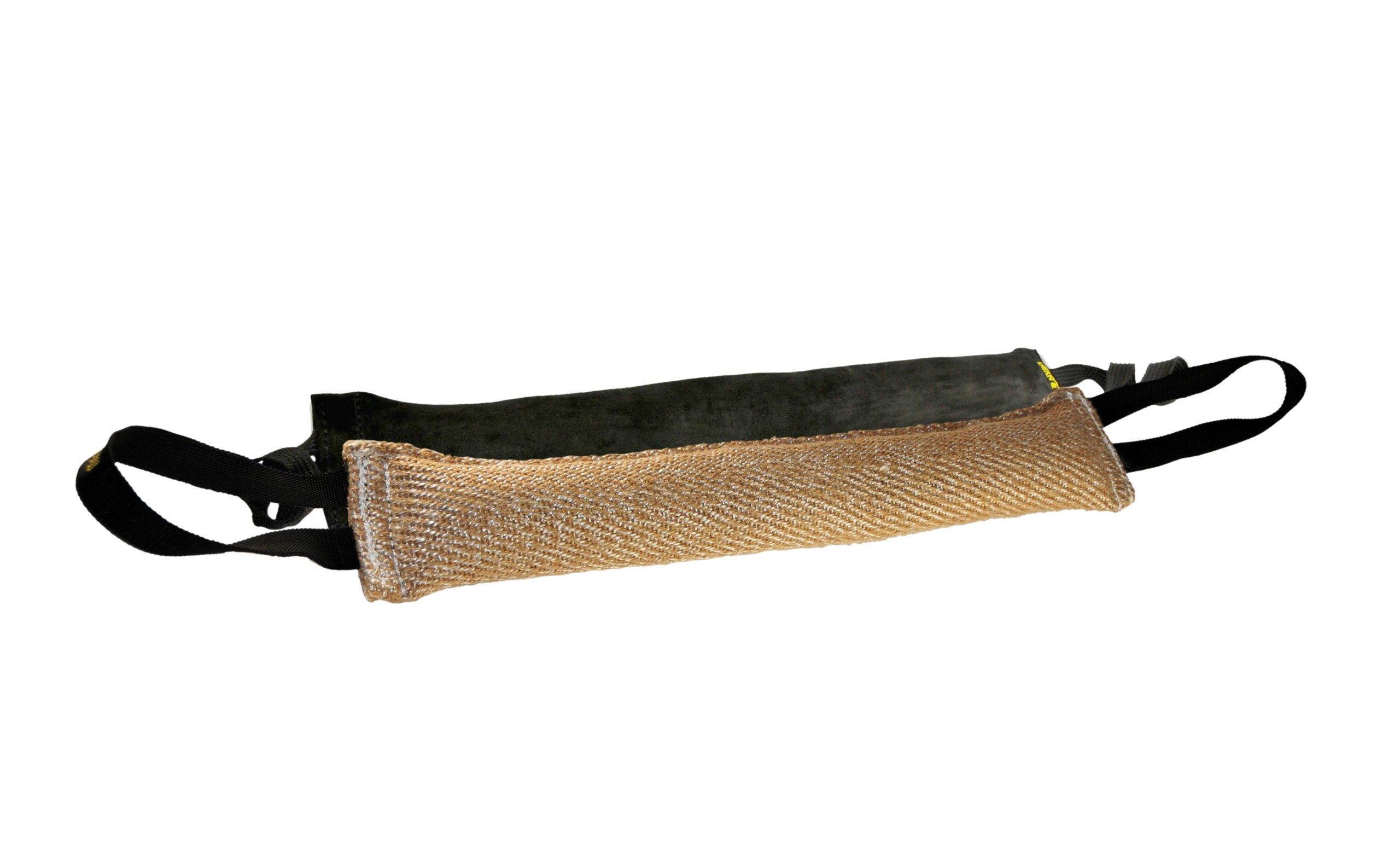 Dean & Tyler Bundle of 2 Tugs for Pets, Jute and Leather, 24-Inch by 4-Inch by Dean & Tyler