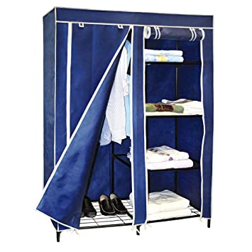 Amazon.com: Trademark Home Portable Closet Storage Unit-48 Inch ...