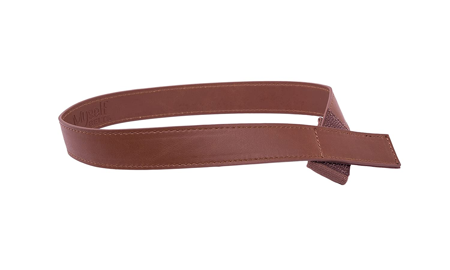 Myself Belts - Leather Blend Easy Belt for kids and toddlers