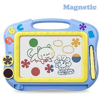 Amazon.com: Hongkit - Pizarra magnética para dibujar ...