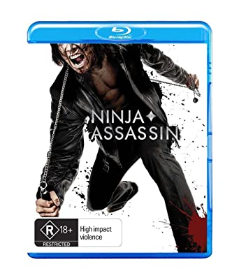 Amazoncom Ninja Assassin Non Usa Format Region B Import