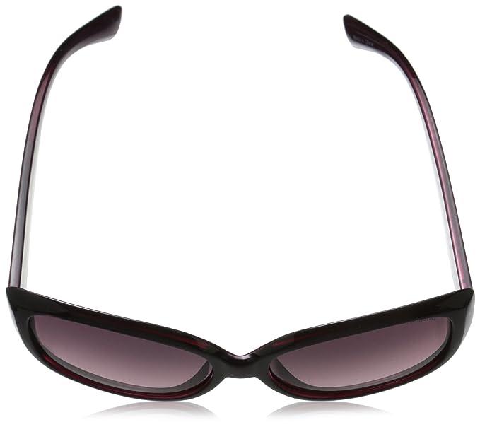Polaroid PLD 4031/S JR NN6, Gafas de Sol para Mujer, Negro (Black Violet/Burgundy SF Pz), 58: Amazon.es: Ropa y accesorios