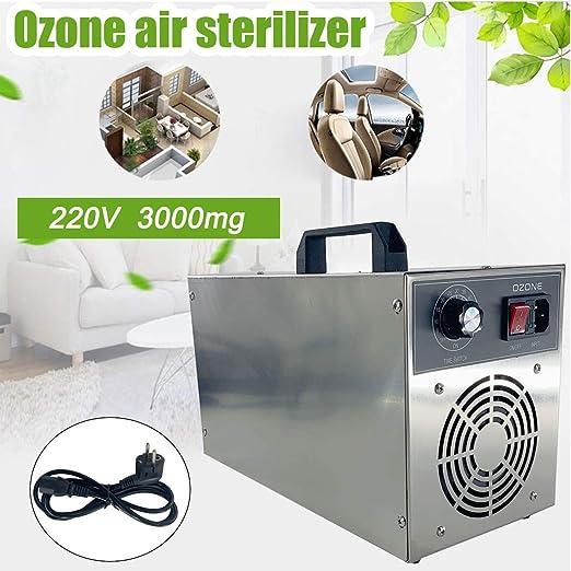 Cozyel 3G 220V Generador De Ozono Industriales - Purificador De ...