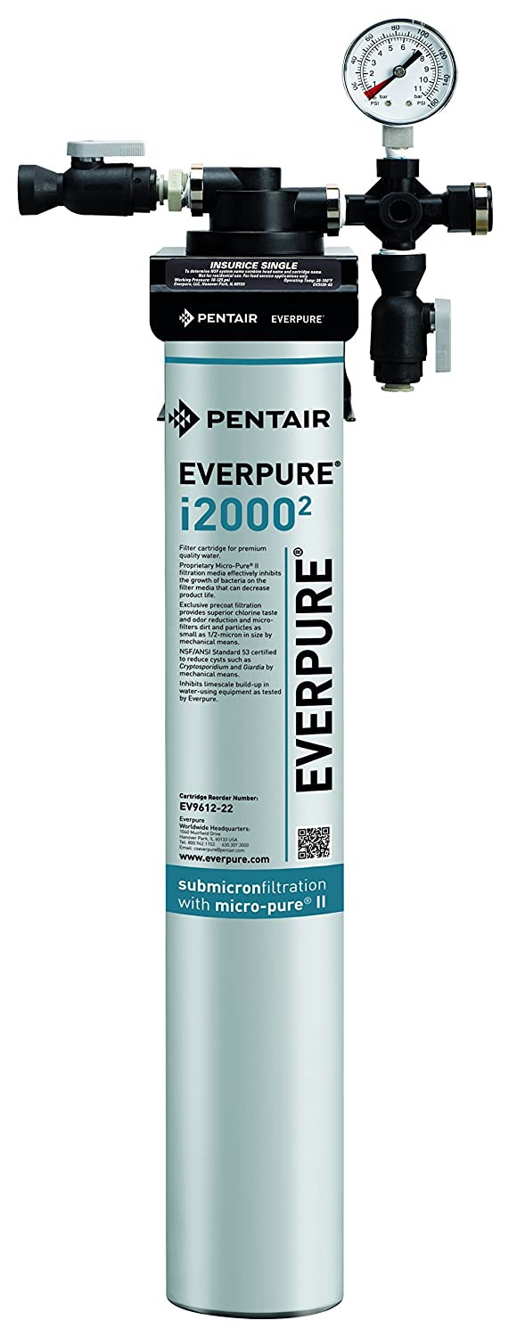Everpure EV9324-01 Insurice Single i2000 2 System