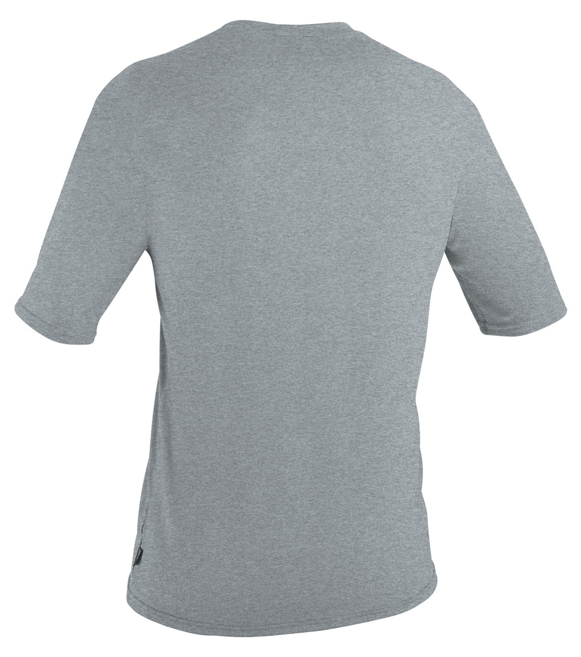 O'Neill Wetsuits Men's Hybrid UPF 50+ Short Sleeve Sun Shirt, CoolGrey by O'Neill Wetsuits (Image #2)