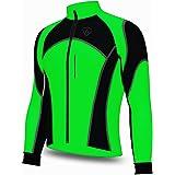 Men's Clothing Piu Miglia Bari Soft Shell Mens Cycling Jacket Cycling Clothing