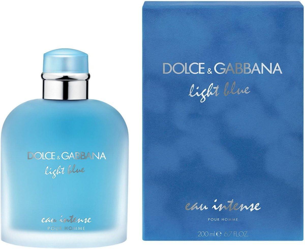 Dolce & Gabbana Light Blue Intense Agua de Perfume Vaporizador - 200 ml