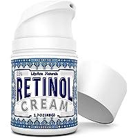 LilyAna Naturals Retinol Cream for Face - Retinol Cream, Anti Aging Cream, Retinol Moisturizer for Face, Wrinkle Cream…