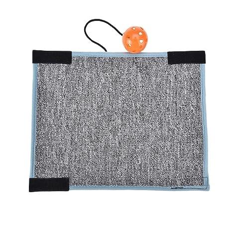 Protector de colchón para gatos con patas de sofá para evitar arañazos, con diseño de