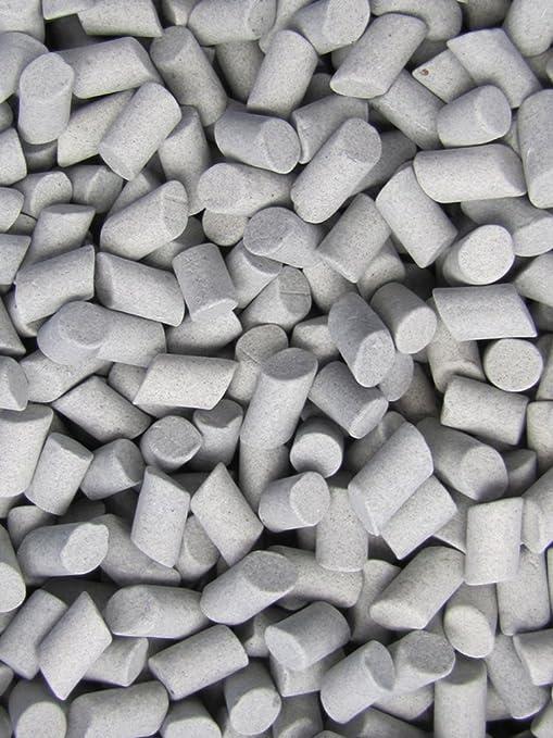 3 Lb 3//8 X 5//8 Abrasive Ceramic Tumbling Tumbler Tumble Media M-GENERAL PURPOSE