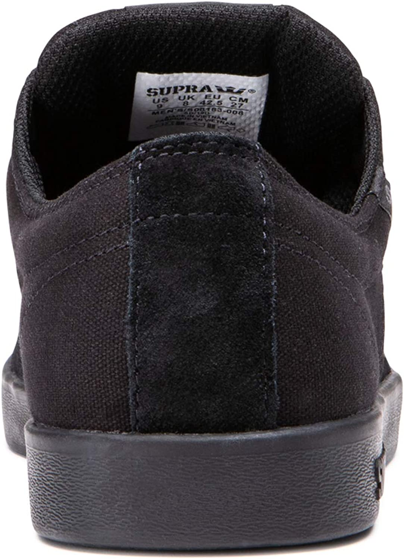 Supra Unisex Adults/' Stacks Ii Skateboarding Shoes