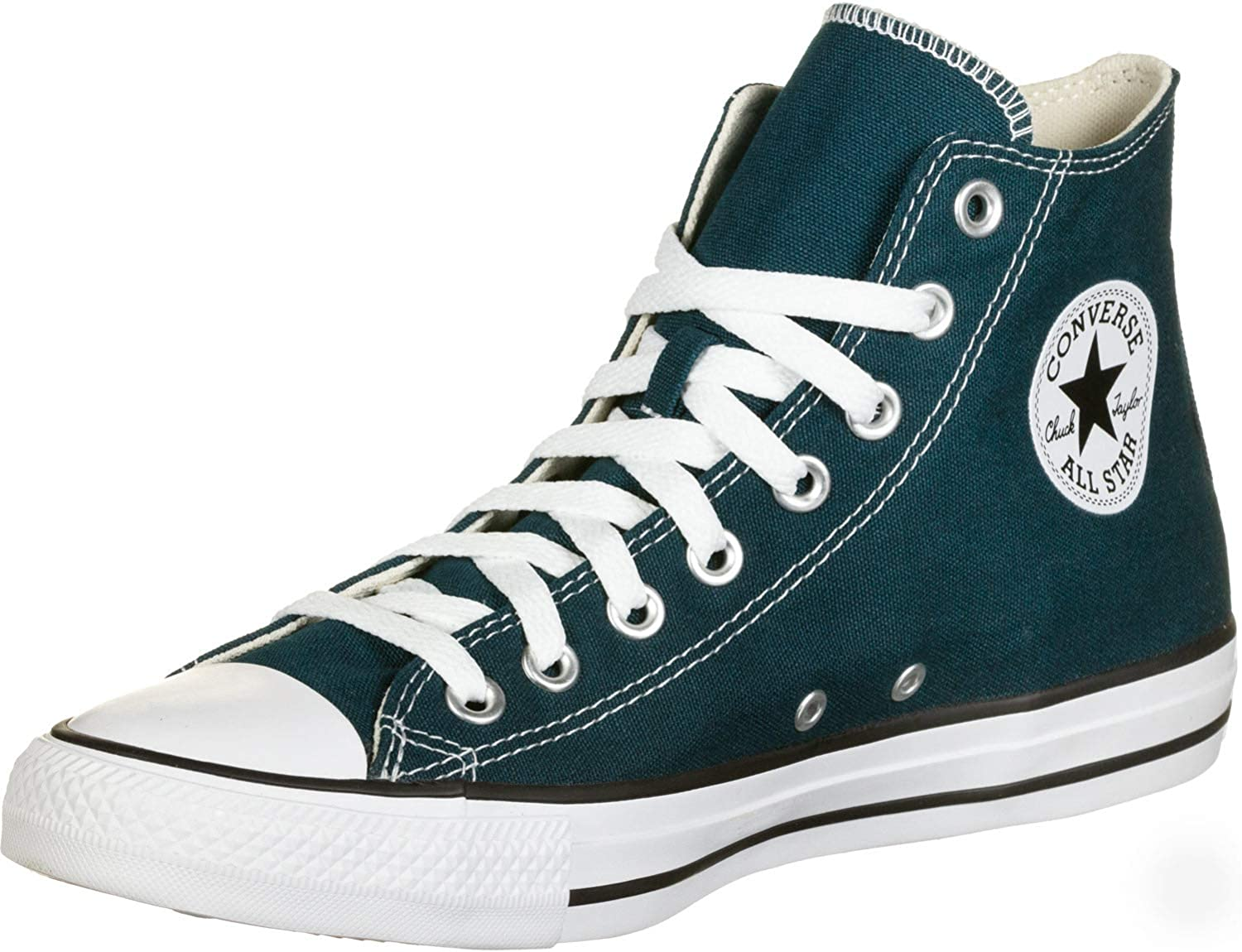 Converse Chuck Taylor All Star Seasonal Hi Midnight Turq Canvas