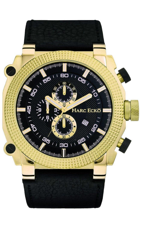 Marc Ecko Herren-Armbanduhr Chronograph Quarz M20022G1