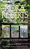 Nora Roberts Irish Trilogy: Jewels of the Sun / Tears of the Moon / Heart of the Sea