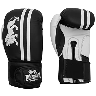 Lonsdale London Club Sparring Boxing Gloves Gym Fitness Bag Sparring Gloves