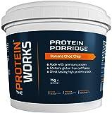 THE PROTEIN WORKS Protein Porridge Pot - 75 g, Banana Chocolate Chip