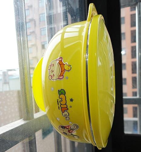 Ventouse plaque Baby3ps Ventouse Bol double face Sucker Magic Coque en silicone Ventouse antid/érapante Tapis de bol /à ventouse