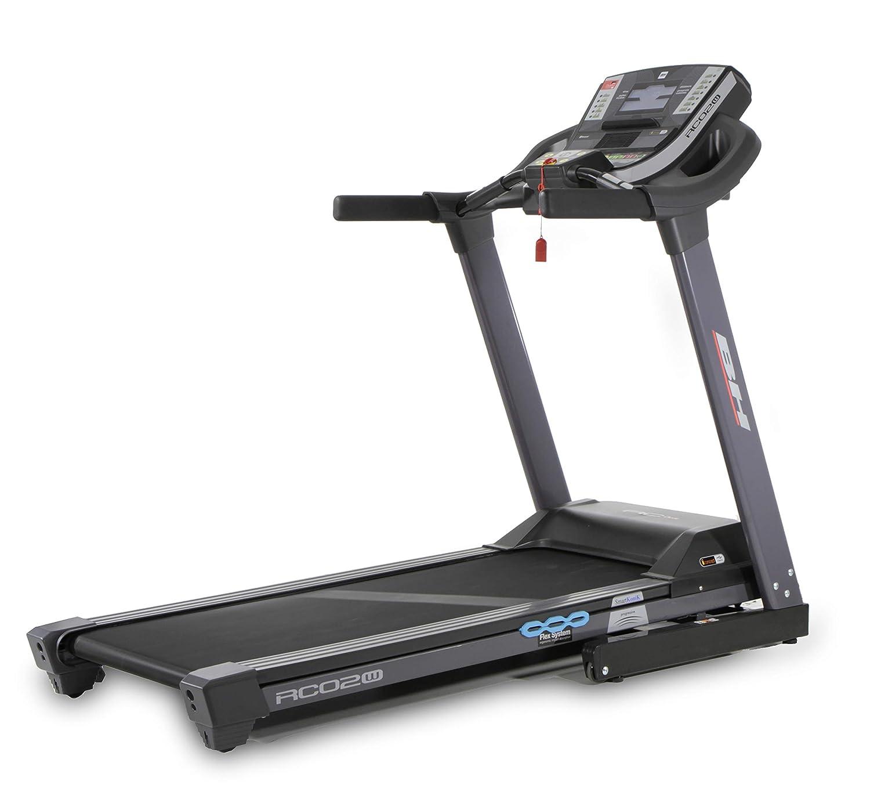BH Fitness i.RC02W Treadmill, schwarz, One Größe