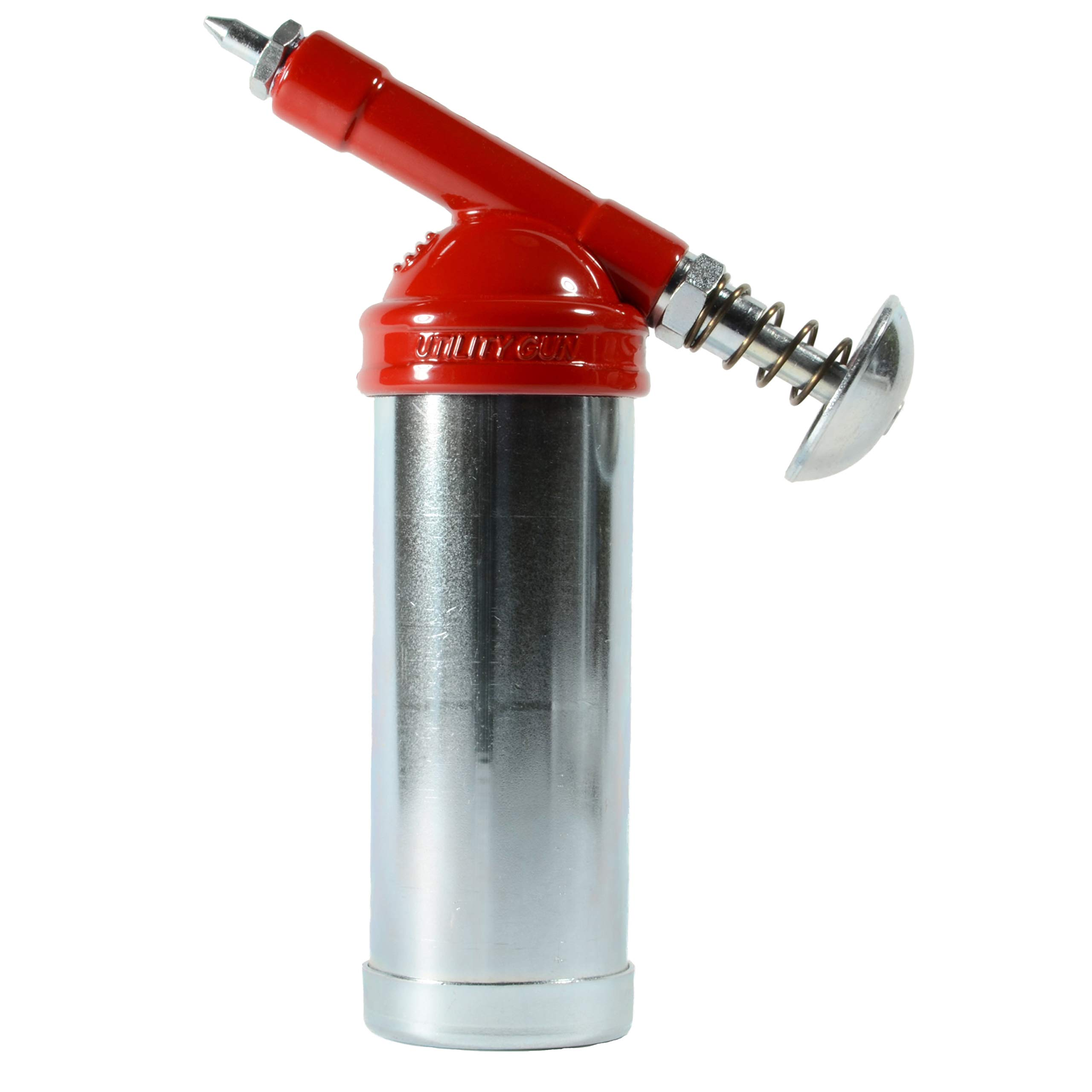 Dualco Grease Gun with Short Nozzle