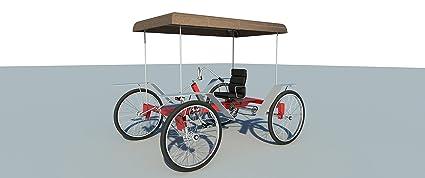 Quadricycle Electric Tumtumcar